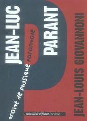 Jean-Luc Parant ; traité de physique parante - Intérieur - Format classique