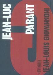 Jean-Luc Parant ; traité de physique parante - 4ème de couverture - Format classique