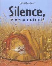 Silence, je veux dormir ! - Intérieur - Format classique