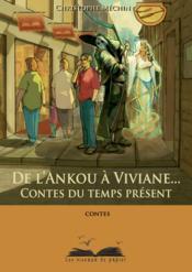 De l'ankou à viviane... contes du temps présent - Couverture - Format classique