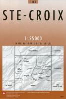 Sainte croix - Couverture - Format classique