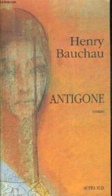 Antigone. - Couverture - Format classique