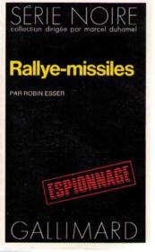 Rallye-missiles - Couverture - Format classique