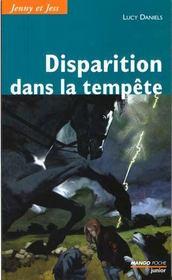 Jenny Et Jess T.3 ; Disparition Dans La Tempete - Intérieur - Format classique