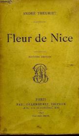 Fleur De Nice - Couverture - Format classique
