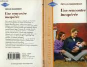 Une Rencontre Inesperee - The Lawman'S Legacy - Couverture - Format classique