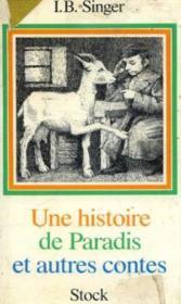 Une Histoire De Paradis - Couverture - Format classique