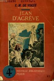 Jean D'Agreve - Couverture - Format classique