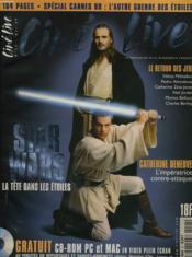 CINE LIVE - N° 24 - STAR WARS - la tête dans les étoiles - Couverture - Format classique