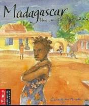 Madagascar. Une Mission Humanitaire - Couverture - Format classique