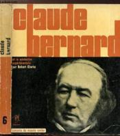 Claude Bernard - Collection Savant Du Monde Entier N°6 - Couverture - Format classique