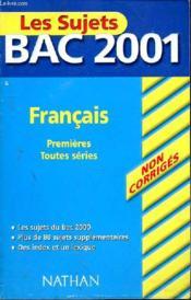 Francais Toutes Series - Couverture - Format classique