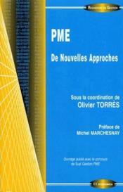 Pme, De Nouvelles Approches - Couverture - Format classique