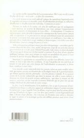 Mecreance Et Discredit 3 - 4ème de couverture - Format classique