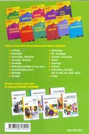 Pneumologie Nouveau Programme - 4ème de couverture - Format classique