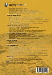 Outre-Terre T.18 ; La Découverte Des Amériques - 4ème de couverture - Format classique