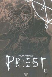 Priest T.4 - Intérieur - Format classique