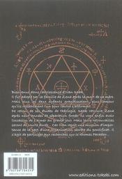 Priest T.4 - 4ème de couverture - Format classique