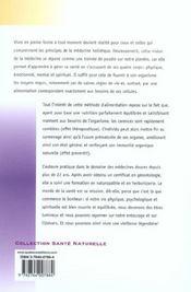 La Prevention Naturelle De La Sante - 4ème de couverture - Format classique
