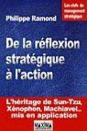 De la réflexion stratégique à l'action - Intérieur - Format classique