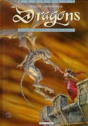 Dragons t.1 ; LES JOUETS OLYMPIQUES - Couverture - Format classique