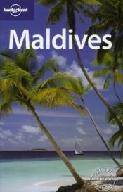 Maldives - Couverture - Format classique