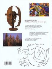 L'Aventure De L'Art Au Xxe Siecle - 4ème de couverture - Format classique