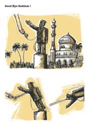 Bagdad KO - Couverture - Format classique