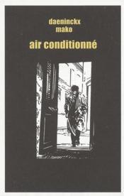 Air conditionné - Couverture - Format classique