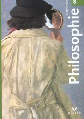 Philosophie ; terminale s ; livre de l'eleve ; edition 2001 - Intérieur - Format classique
