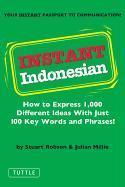 Indonesie - Couverture - Format classique