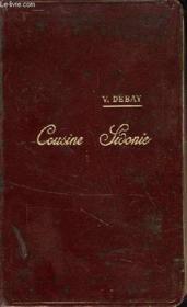 Cousine Sidonie, Les Demoiselles Bignolet - Couverture - Format classique