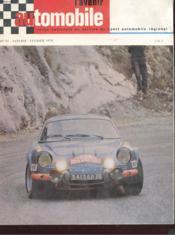 L'Avenir Automobile N° 55 - Revue National Au Service Du Sport Automobile Regional - Couverture - Format classique