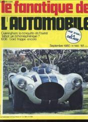 Le Fanatique De L'Automobile N°144 - Age D'Or : La Delage - Couverture - Format classique