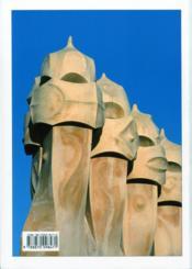 Art et histoire ; barcelone - 4ème de couverture - Format classique