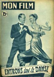 Mon Film N° 235 - Entrons Dans La Danse - Couverture - Format classique