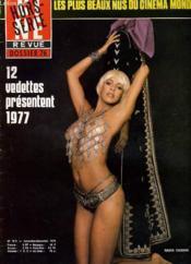 Cine Revue - Tele-Programmes - 56e Annee - N° 45a Hors-Serie - 12 Vedettes Presentent 1972 - Les Plus Beaux Nus Du Cinemas Mondial. - Couverture - Format classique
