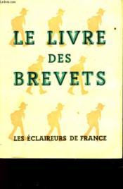 LE LIVRE DES BREVETS -13è EDITION - Couverture - Format classique