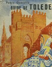 Guide De Tolede - Couverture - Format classique