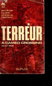 Terreur A Cameo Crossing - Couverture - Format classique