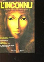 L'Inconnu - N°45 - Couverture - Format classique