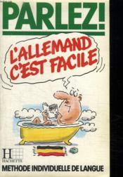 Parlez L'Allemand C'Est Facile ; Livre - Couverture - Format classique