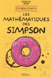 Les mathématiques des Simpson - Couverture - Format classique