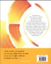 Ce que le mirage doit à l'oasis - 4ème de couverture - Format classique