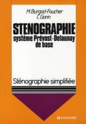 Systeme Prevost-Delaunay De Base - Couverture - Format classique