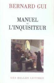 Manuel de l'inquisiteur - Intérieur - Format classique