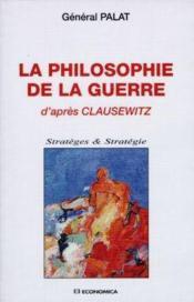 Philosophie de la guerre - Couverture - Format classique