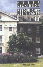 Retour Chez Les Vivants - Couverture - Format classique