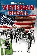 Veteran recall - Couverture - Format classique