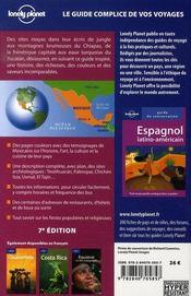 Mexique (edition 2007) - 4ème de couverture - Format classique